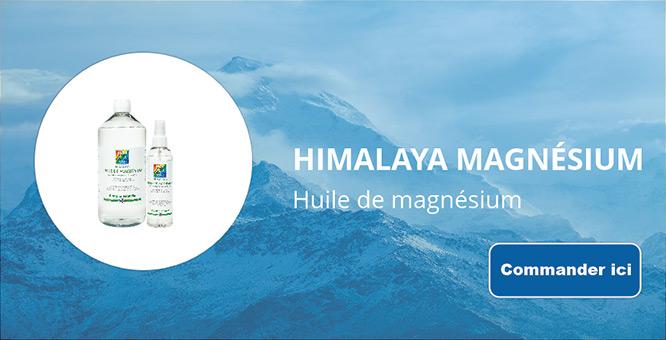 Himalaya huile de magnésium